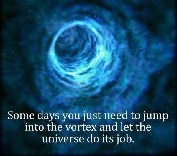 vortex universe